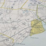 West Haven on nautical map