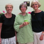 Rosalie, Renny and Colleen
