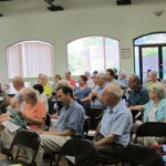 Land Trust members and guest at annual meeting