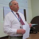 Tim Visel, guest speaker